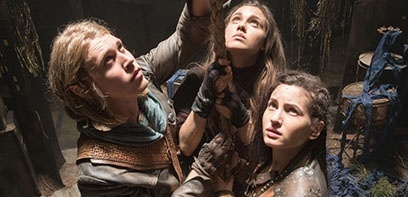 Revue de presse : The Shannara Chronicles